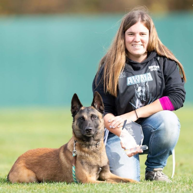 The DogHouse has added a new trainer to our Team – Meet Samantha Adams